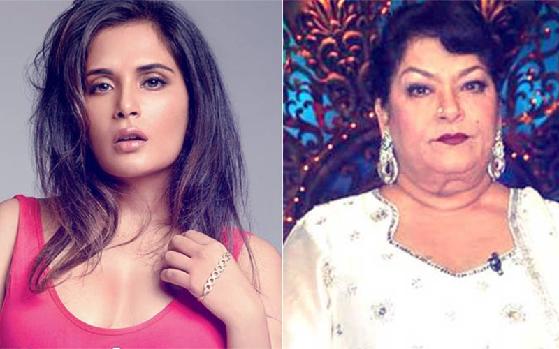"Richa Chadha Defends Saroj Khan's Casting Couch Statement, Says ""Matter Is Being Blown Out Of Proportion"""