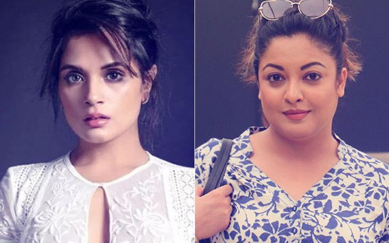 Richa Chadha Says 'Fu*k Off' To A Troll Questioning Her Support To Tanushree Dutta
