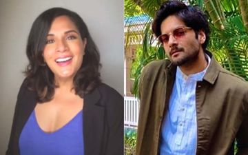 Richa Chadha Aka QuaranTina Channels Her Inner Journalist For WHAT THE F**K; BF Ali Fazal Is In Love With Tina - VIDEO