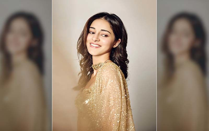 Bollywood Actress Ananya Panday Reveals The Secret Of Her Flawless Beauty