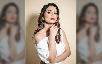 Hina Khan Is Giving Us Major Fitness Goal; Shares Video At Instagram