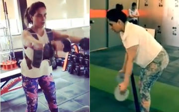 Richa Chadha Goes The Extra Mile For Panga; Learns 4 Types Of Training Methods