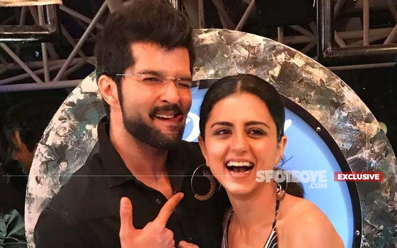 """Bigg Boss OTT: Raqesh Bapat On Ex-Wife Ridhi Dogra's Reaction On Participating In The Controversial Show: """"She Is Worried""""- EXCLUSIVE"""