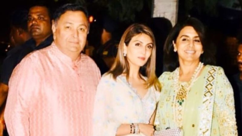 Riddhima Kapoor Finally Reaches Mumbai To Be With Her Family After Father Rishi Kapoor's Demise - PICS