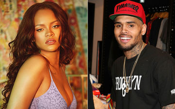 Rihanna Fans Blast Chris Brown After He Posts Flirty Comments On Ex-Girlfriend's Lingerie Picture