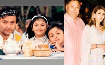 Rishi Kapoor Death: Daughter Riddhima Kapoor Says 'Come Back Na Papa'; Wished She Could Be There To Bid Final Goodbye