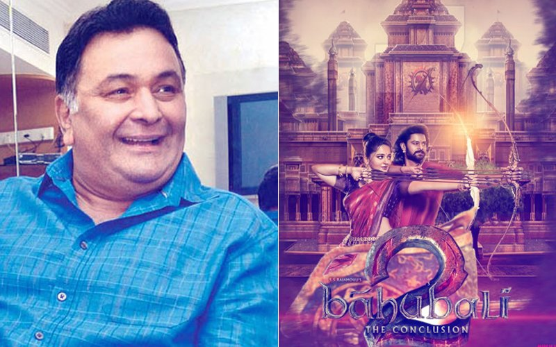 Rishi Kapoor Wants A 2BHK Where Baahubali 2: The Conclusion Has Been Shot