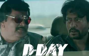 Irrfan Khan And Rishi Kapoor's Scene From D-Day Goes Viral; Twitterati Says 'RIP Legends'
