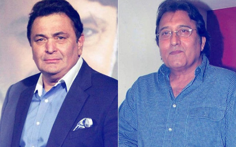 Rishi Kapoor FURIOUS With Bollywood's Younger Generation For Not Attending Vinod Khanna's Funeral