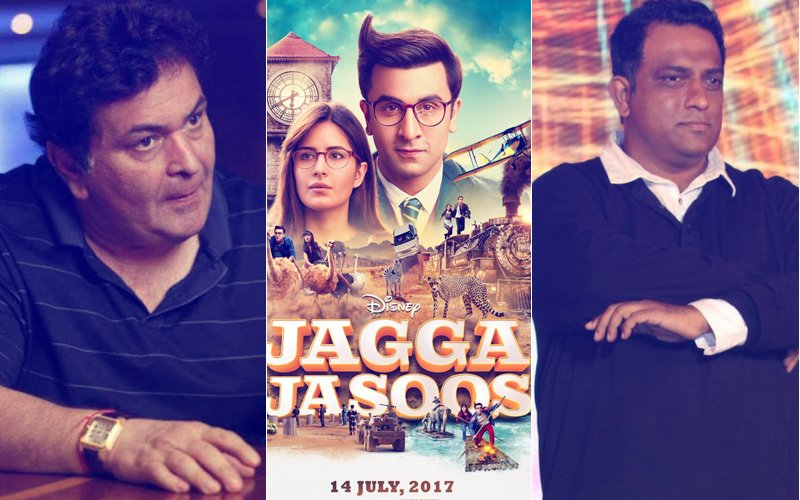 Rishi Kapoor BLASTS Anurag Basu For Jagga Jasoos' Failure, Calls Him An Irresponsible Director
