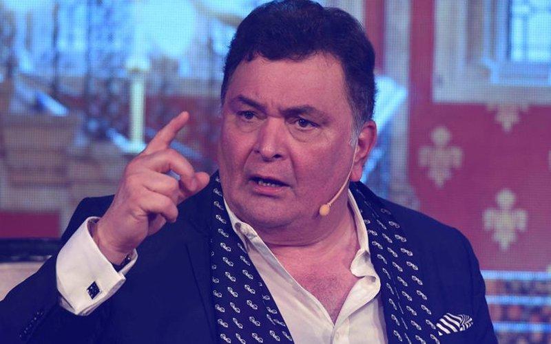 Rishi Kapoor LAMBASTS A Troll Who Attacks His Legacy