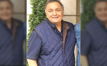 Rishi Kapoor Hospitalised In South Mumbai: 'No Health Scare, Admission Due To Viral Fever' - Report