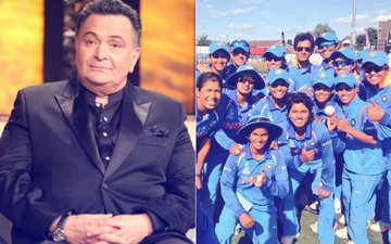 SHAME! Rishi Kapoor Wants Repeat Of Sourav Ganguly's Shirtless Act If Women In Blue Win World Cup 2017