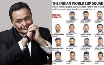 "Rishi Kapoor Questions Indian Cricketers: ""Why Do You Sport Beards?"""