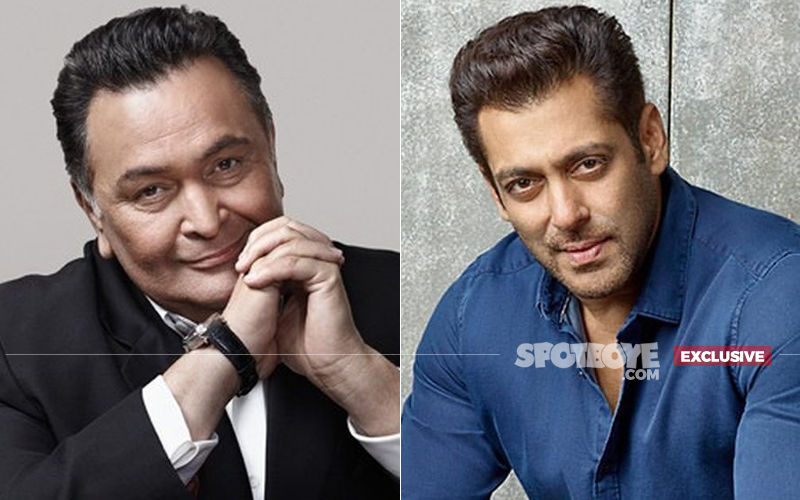 Rishi Kapoor-Salman Khan Patch-Up Not Too Far; A Happy Picture Expected Soon!