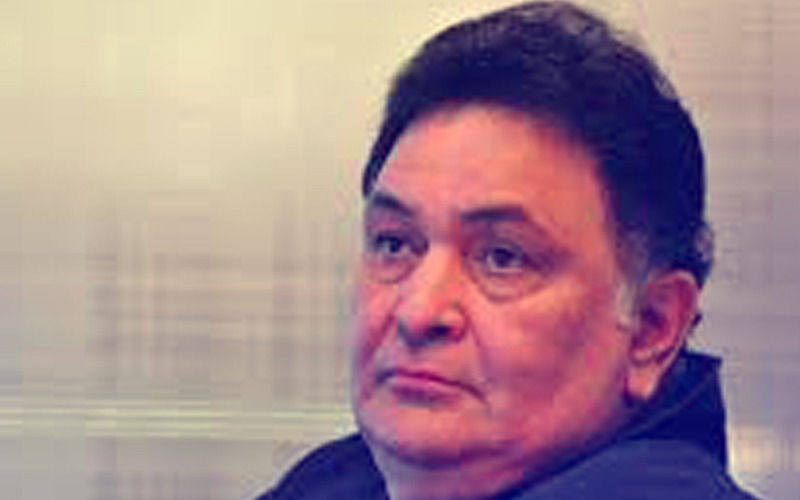 Rishi Kapoor Flying Off To The US For Some Medical Treatment, Requests 'Do Not Speculate'