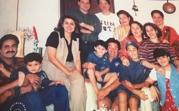 Ranbir Kapoor's Cousin Armaan Jain Remembers Rishi Kapoor And Ritu Nanda: 'Lunches At Devnar Cottage Will Never Be The Same'