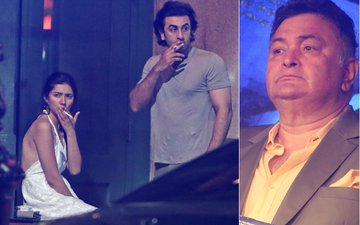 Rishi On Ranbir's Picture With Mahira Khan: Does Not Concern Me, Ask The One Who's In The Photograph