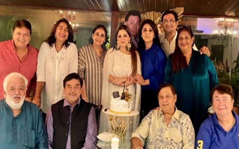 Rishi Kapoor Birth Anniversary: The Late Actor's Friend Rumi Jafry Throws A Party On The Occasion