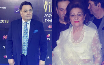 Krishna Raj Kapoor Death: Rishi Kapoor To Return To India For Mother's Last Rites?
