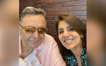 Neetu Kapoor Pens Heartbreaking Note As She Spends First Karwa Chauth Without Rishi Kapoor; Misses 'Kapoor Sahab' Dearly