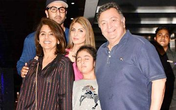 Neetu Kapoor Shares A Picture With Late Rishi Kapoor; The Caption Breaks Our Heart, 'How I Wish The Pic Could Remain Complete'