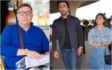 Rishi Kapoor Admitted To Hospital In Delhi; Ranbir Kapoor And Alia Bhatt Rush To Be By His Side - Reports