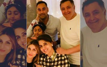 Rishi Kapoor's One Month Death Anniversary: Neetu Kapoor Shares Throwback Picture From Good Young Days; Son-In-Law Remembers Veteran