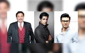 Meet Kapoor And Sons!
