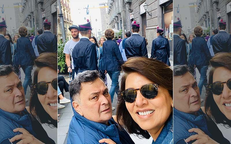 Neetu Kapoor-Rishi Kapoor's Italian Holiday Is All About Neetu Reminding The Actor She's Not A Fan; Alia Bhatt Approves