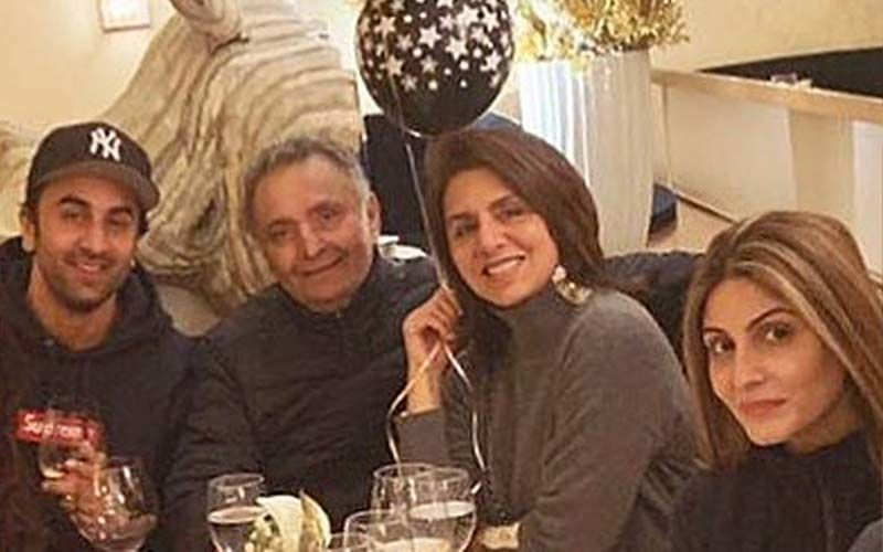 Cancer-Free Rishi Kapoor: Neetu Stood By Me Like A Rock, Ranbir-Ridhima Shouldered My Problems