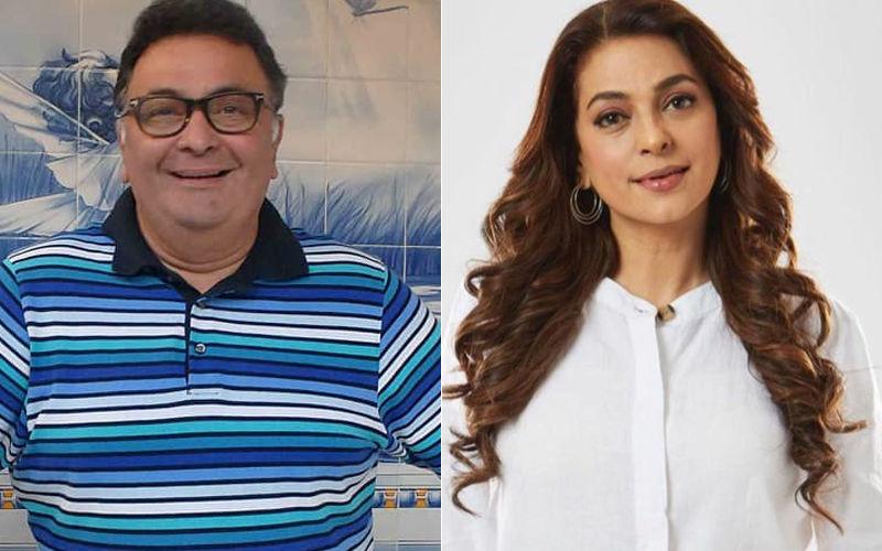 इंडिया लौटते ही ऋषि कपूर जूही चावला के साथ करेंगे कॉमेडी फिल्म की शूटिंग शुरू, लंबे समय बाद दिखेगी यह जोड़ी