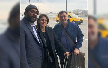 Rishi Kapoor And Neetu Singh's Viral Picture From JFK Airport Is A Fake? Actor And Wife Aren't India Bound Just Yet