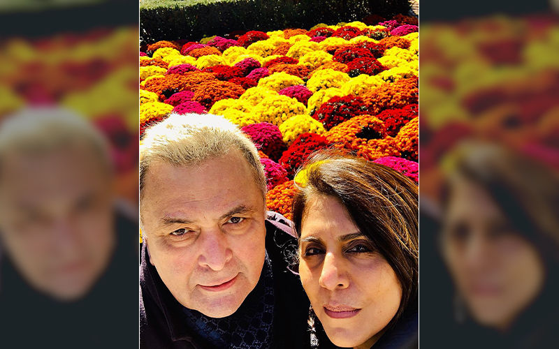 "Neetu Kapoor On Rishi Kapoor's Battle With Cancer: ""He Became Like My Child"""