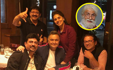 Rishi Kapoor Reunites With His 102 Not Out Team In New York; We Miss Big B Though