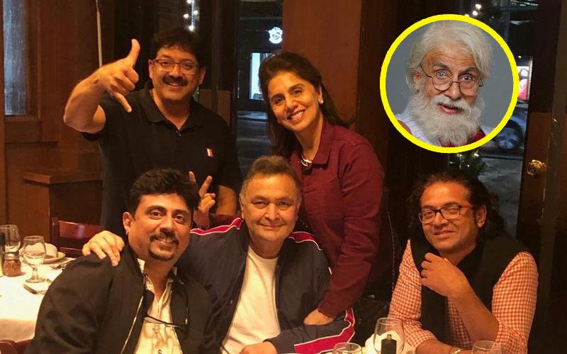 Pak Actor Mawra Hocane Visits Rishi Kapoor In New York