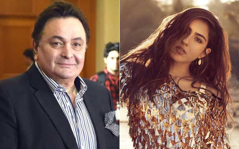 "Rishi Kapoor On Sara Ali Khan Being Her Own Luggage Valet:""No Chamchas, No Dark Glasses. You Set Examples"""