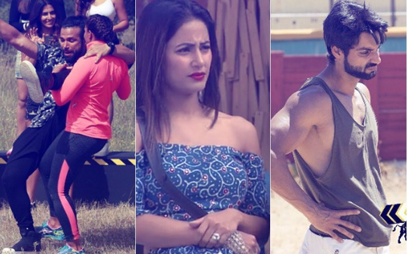 Hina Khan Calls Rithvik & Karan 'MUSHTANDE', Says They LACKED Mental Strength To Win Khatron Ke Khiladi