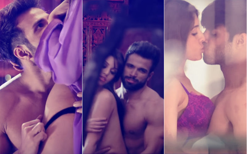XXX Uncensored Trailer: Rithvik Dhanjani, Kyra Dutt And Shantanu Maheshwari Take You To The Erotica Land