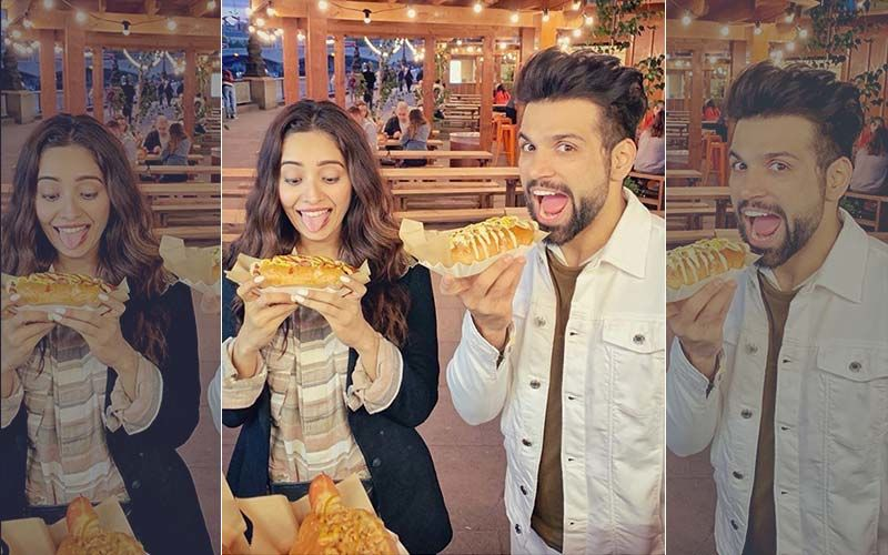 Rithvik Dhanjani Wants You To Join Him And Ladylove Asha Negi For A Hot Dog Party