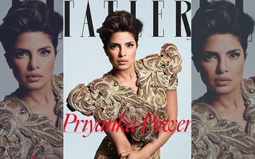 Priyanka Chopra Unveils Latest Magazine Cover But Wishes It Was 'Launched Under Different Circumstances'