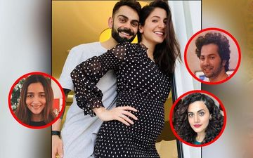 Virat Kohli- Anushka Sharma Are Expecting A Baby In January 2021: Alia Bhatt, Taapsee Pannu, Varun Dhawan Congratulate The Power Couple