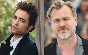 Twilight Star Robert Pattinson And Christopher Nolan Go Unrecognised At Mumbai Airport