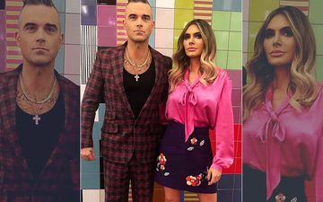 Robbie Williams First Met His Wife Ayda Field 'After Sleeping With His Drug Dealer,' Reveals Singer