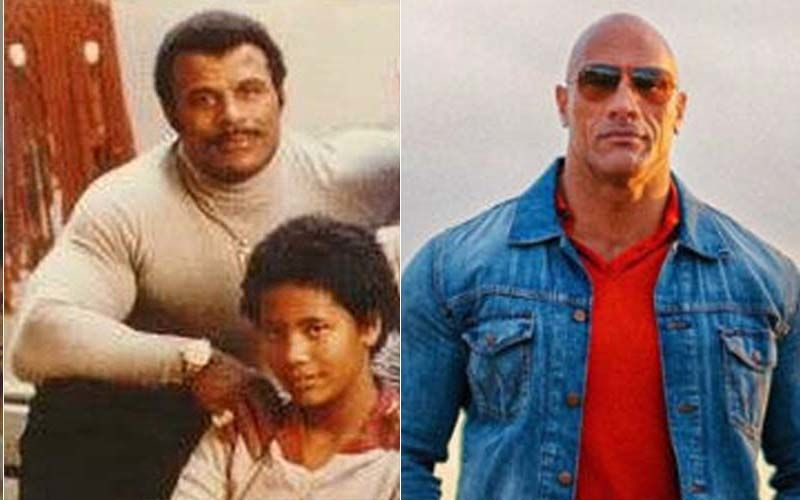 Dwayne Johnson Shares Emotional Tribute To Late Father Rocky Johnson: 'You Were Ripped Away From Me So Fast'