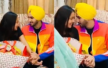 Neha Kakkar Shares An Adorable Video Of Her First Meeting With Fiancé Rohanpreet Singh's Parents; We Wonder If It's From Their Roka Ceremony