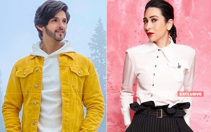 Rohan Mehra's 'Dream Comes True', Actor Shoots With Karisma Kapoor- EXCLUSIVE PIC INSIDE
