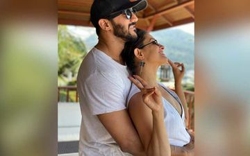 New Mommy Anita Hassanandani's Husband Rohit Reddy Shares FIRST Glimpse Of Their Baby Boy