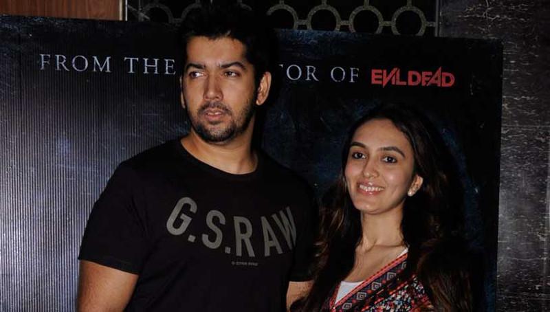 Rohit Dhawan And Jaanvi Desai