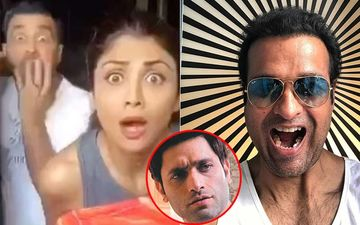 Did Rohit Roy Refer To Raj Kundra As Shiney Ahuja And His Infamous Incident? Shilpa Shetty's Latest Video Made Him Do So - VIDEO